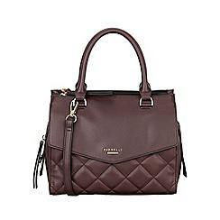 Fiorelli - Aubergine Mia Quilted Grab Bag