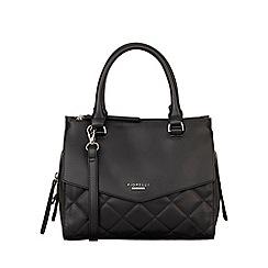 Fiorelli - Black Mia Quilted Grab Bag