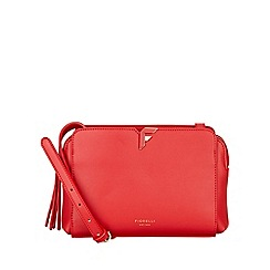 Fiorelli - Red Sadie Contemporary Cross Body Bag