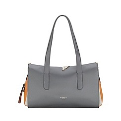 Fiorelli - Grey mix Tate Eastwest shoulder bag