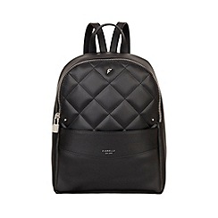Fiorelli - Black Trenton Backpack