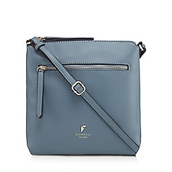 Fiorelli - Light blue 'Logan' cross body bag