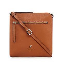 Fiorelli - Tan 'Logan' cross body bag