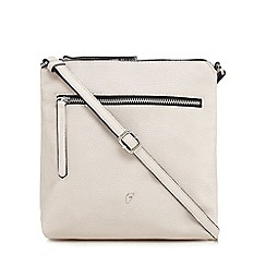 Fiorelli - White 'Logan' cross body bag