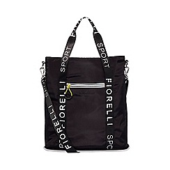 Fiorelli - Black sport hi top tote bag