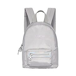 Fiorelli - Grey sport strike mini backpack