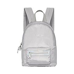 Fiorelli - Grey sport strike mini backpack