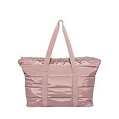 Fiorelli - Pink sport puffer large tote