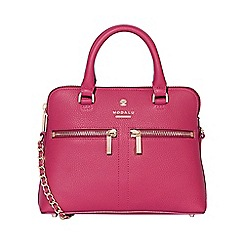 Modalu - Raspberry Pippa Chained Crossbody Bag