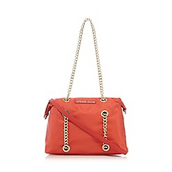 Versace Jeans - Coral chain through bag