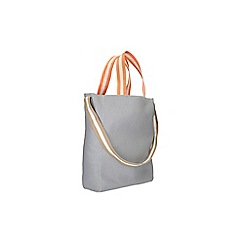 Clarks - Tothill rise grey leather bag