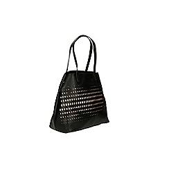 Clarks - Black 'mixbury vine' shoulder bag