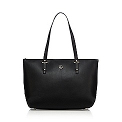 Nica - Black 'Charlotte' shoulder bag