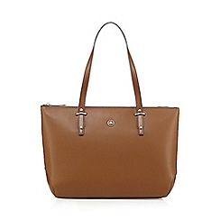 Nica - Tan 'Charlotte' shoulder bag