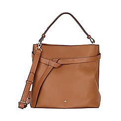 Nica - Corina medium chestnut handbag