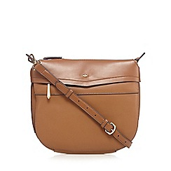 Nica - Tan cross body bag