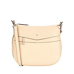 Nica - Light peach finn crossbody