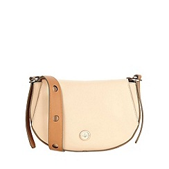 Nica - Light peach suki mini shoulder bag