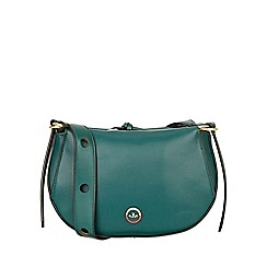 Nica - Green suki mini shoulder bag