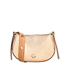 Nica - Metallic suki mini shoulder bag