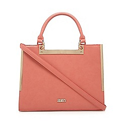 Faith - Pink 'Eva' tote bag