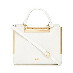 Faith - White 'Eva' tote bag