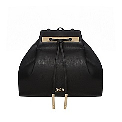Faith - Black 'Erin' backpack
