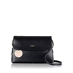 Radley - Medium black leather 'Millbank' grab bag