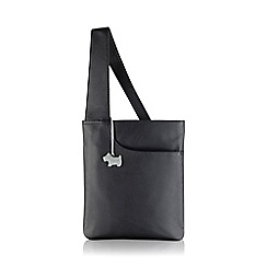 Radley - Medium black leather 'Pocket Bag' cross body