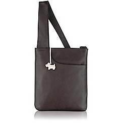 Radley - Medium brown leather 'Pocket Bag' cross body