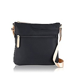 Radley - Small black nylon 'Pocket Essentials' cross body
