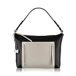 Radley - Large Black leather 'Northcote Road' shoulder bag
