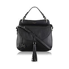 Radley - Black leather 'Baylis Road' satchel bag
