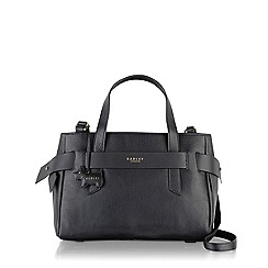 Radley - Black Cheyne Walk medium multiway bag
