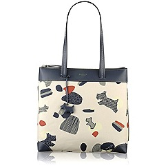 Radley - Dash Dog Large Ziptop Shoulder Blonde