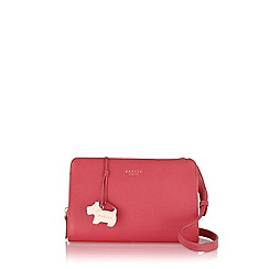 Radley - Pink Liverpool Street medium cross body bag