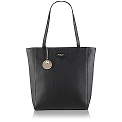 Radley - Black Long Acre large tote bag