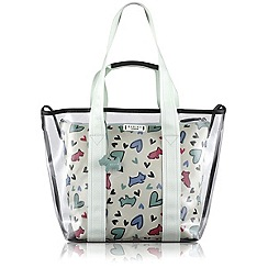 Radley - Ivory 'Love Me, Love My Dog' large multiway bag