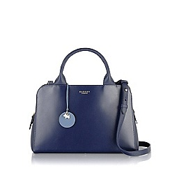 Radley - Navy Millbank medium multiway bag