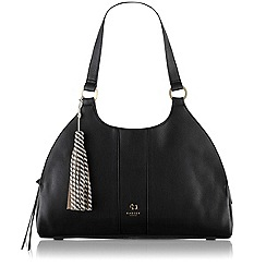 Radley - Black Ormond soft large shoulder bag