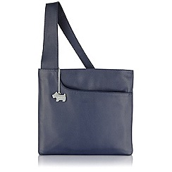 Radley - Navy Pocket Bag large cross body