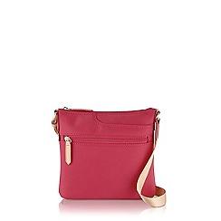 Radley - Pink Pocket Essentials small cross body bag