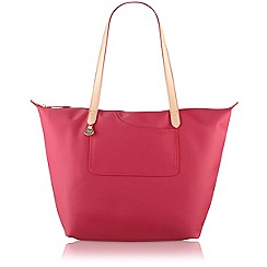 Radley - Pink Pocket Essentials large tote bag