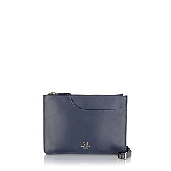 Radley - Navy Pockets medium cross body bag