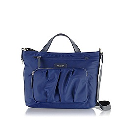 Radley - Navy Primrose Street medium multiway bag