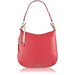 Radley - Pink Pudding Lane large hobo bag