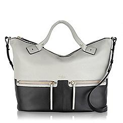 Radley - Grey 'Great Eastern Street' large grab bag