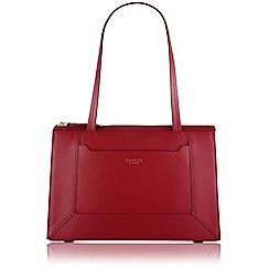 Radley - Red 'Hardwick' medium tote bag