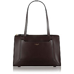 Radley - Brown 'Hardwick' large tote bag