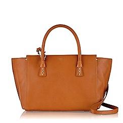 Radley - Tan 'Wimbledon' medium grab bag